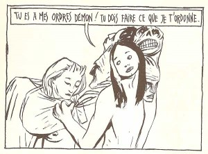 From page 24 of Conte Demoniaque