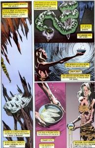 Page from Sandman by Neil Gaiman and Kelley Jones