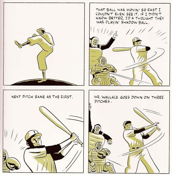Satchel Paige panels
