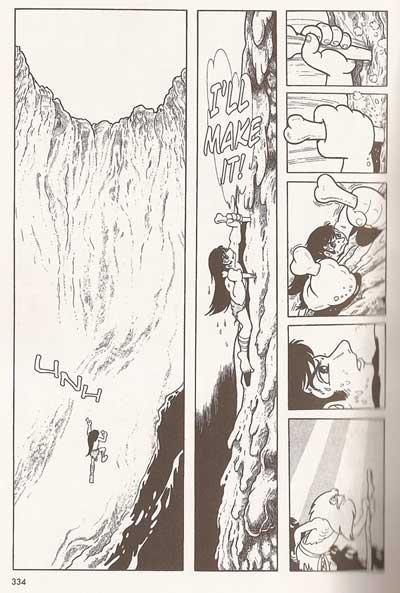 Tezuka's Phoenix v1 p334