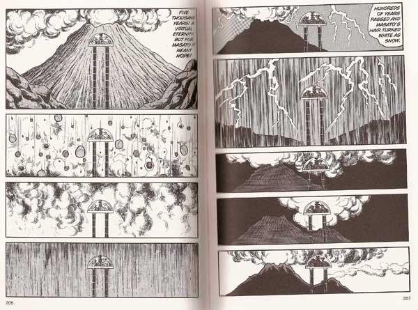 Tezuka's Phoenix v2 p206-7