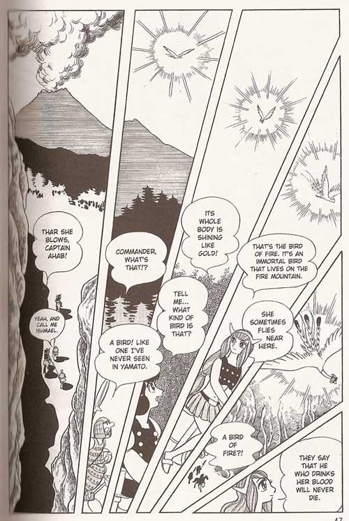 Tezuka's Phoenix v3 p47