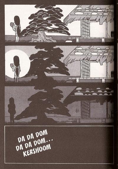 Tezuka's Phoenix v8 p316