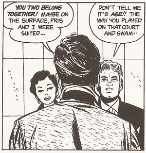 Panel from page ten.
