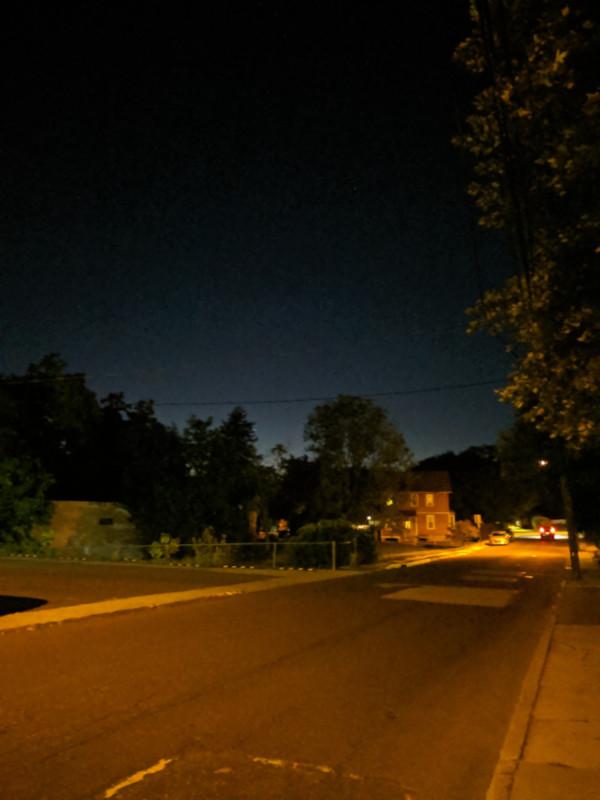 Night walking 2